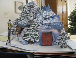 Chronicles of narnia pop-up page