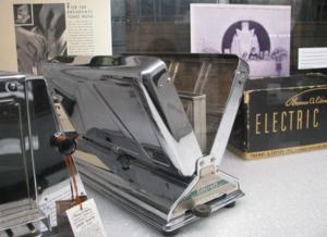 Edison toaster