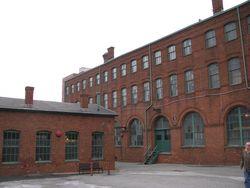 Edison lab + factory exterior