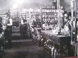 Edison lab interior