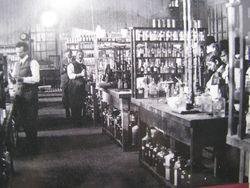 Edison lab interior