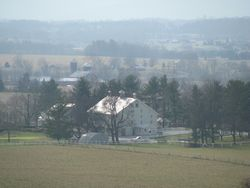 Eisenhower farm