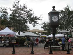 Sanford farmer's market vendors