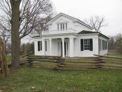 Robert frost's home