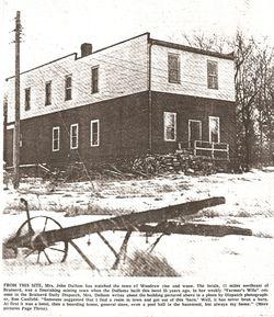 Woodrow boarding house