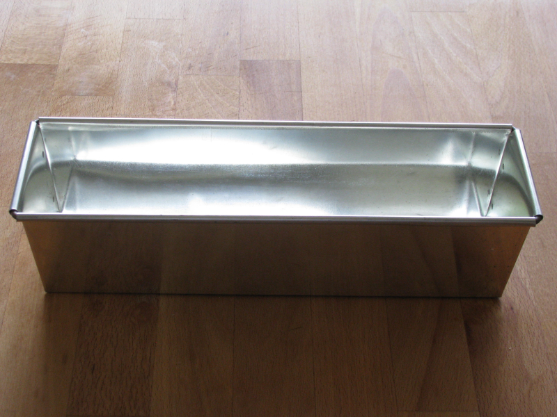 French loaf pan