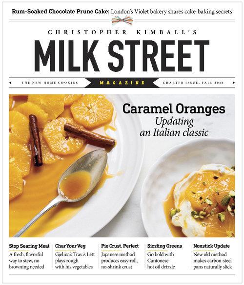 Milk street magazine fall 2016