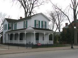 Wright family home