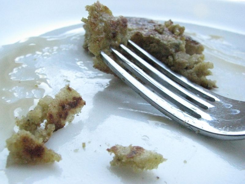 KAF quinoa pancakes