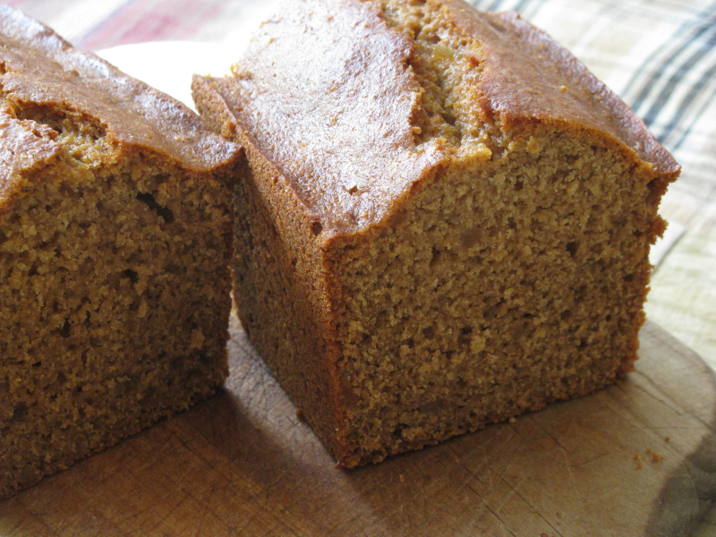 French spice cake