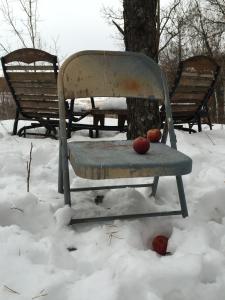 Apples eaten