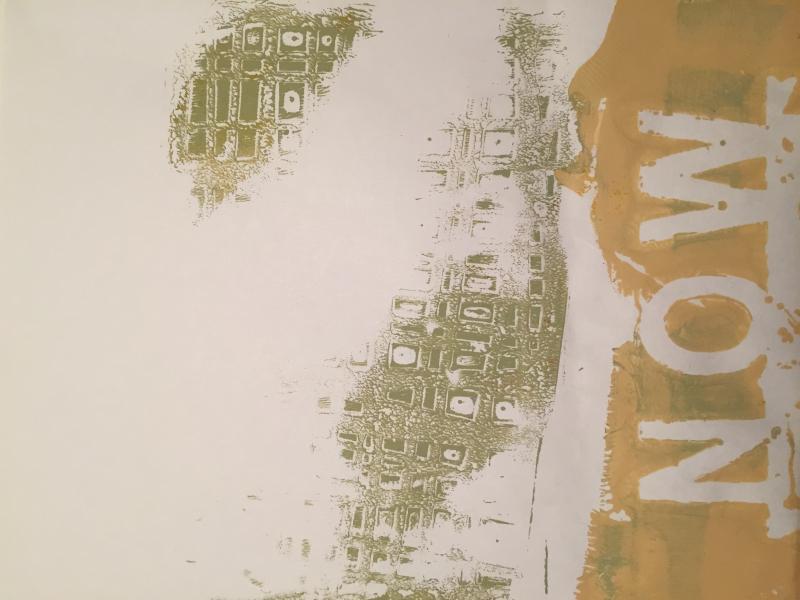 Monoprinting now