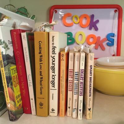 Jane kinderlehrer cookbooks